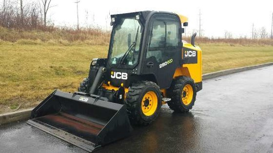 2015 JCB 280 in Macedonia,