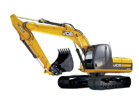 JCB JS220 Excavators in Little
