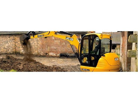 JCB 8040 ZTS Excavators in