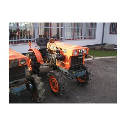 Kubota B6001 Mini Tractor In Sebranice Czech Republic