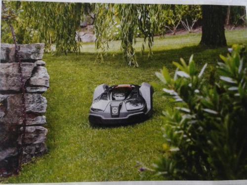 gebraucht husqvarna automower 310 in bad sooden allendorf. Black Bedroom Furniture Sets. Home Design Ideas