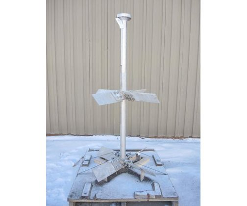 MIXER, OTHER, STAINLESS STEEL, 76''