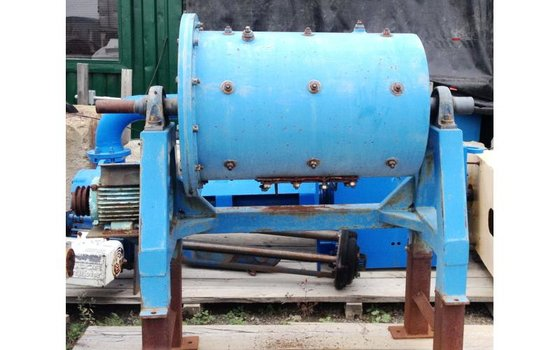 MILL, BALL MILL, BATCH, 2'
