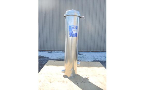 """FILTER, CARTRIDGE TYPE, 2"""" INLET/OUTLET,"""