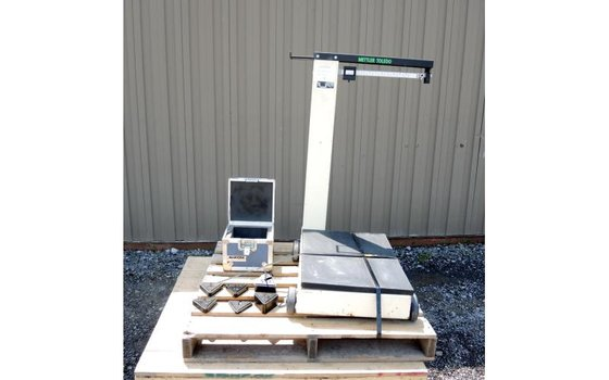 METTLER TOLEDO BALANCE BEAM MECHANICAL,
