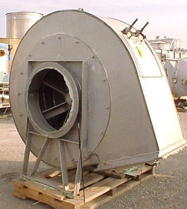 FAN, CENTRIFUGAL, 30,000 CFM, STAINLESS