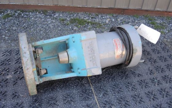 MIXER, TOP ENTRY, 1/4 H.P.,