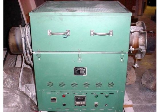 """FURNACE OVEN, """"HEAT TREATING"""", 1150"""
