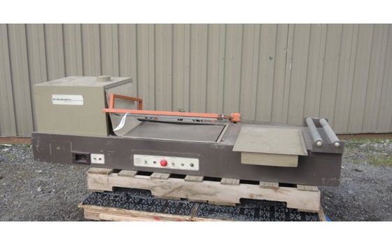 STEVENSON IND., L-BAR SEALER AND