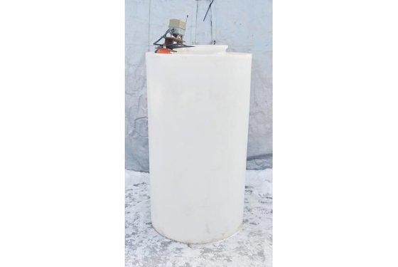 160 USG PLASTIC, VERTICAL in