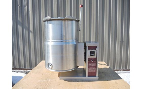 TANK-JACKETED, 12 USG, 304 STAINLESS