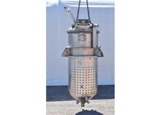 TANK-JACKETED, 300 USG, STAINLESS STEEL,