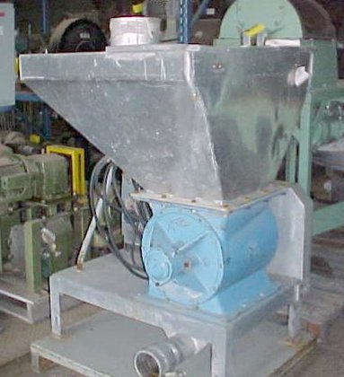 SEMCO, VALVE, ROTARY, AIR LOCK,