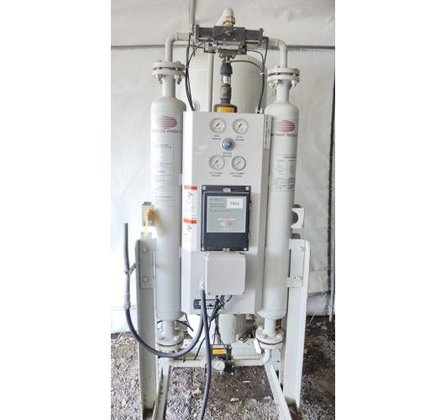 80 CFM DESICCANT AIR DRYER