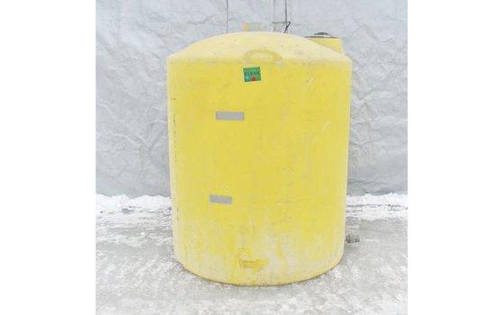 TANK, 550 USG, PLASTIC, VERTICAL