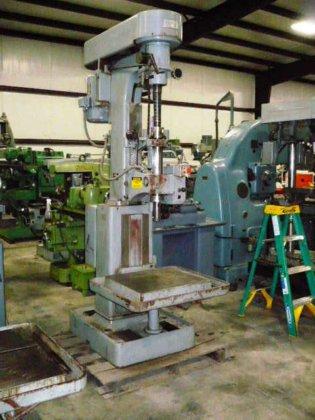 Allen Upright Drilling Machine in