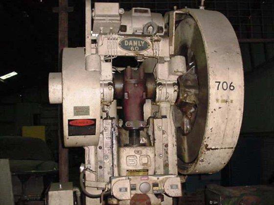1974 60 Ton Danly O.B.I.