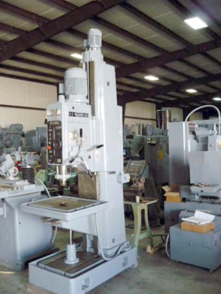 Southbend Ibrarmia Geared Head Drill