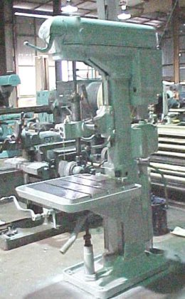 Fosdick Upright Drilling Machine in