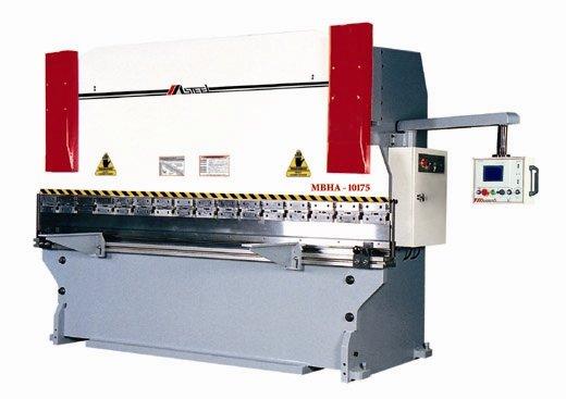 12' X 320 Ton CNC