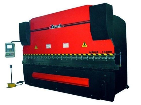 12' X 190/175 Ton CNC