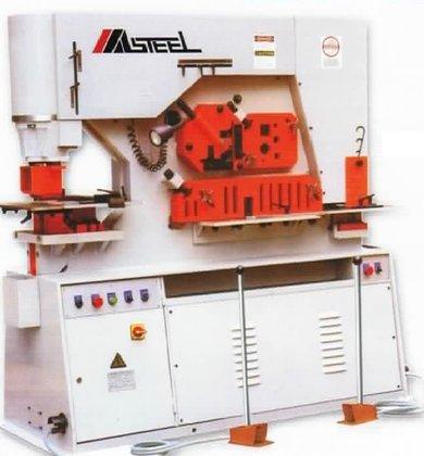 130 Ton Masteel Hydraulic Iron