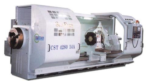 "42""X80"" SFM CNC Lathe in"