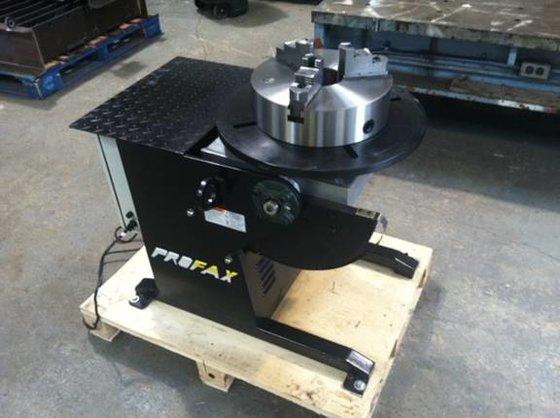 Profax Welding Positioner WP 500