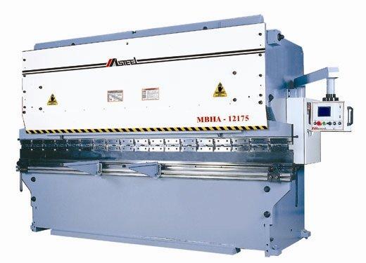 20' X 250 Ton CNC