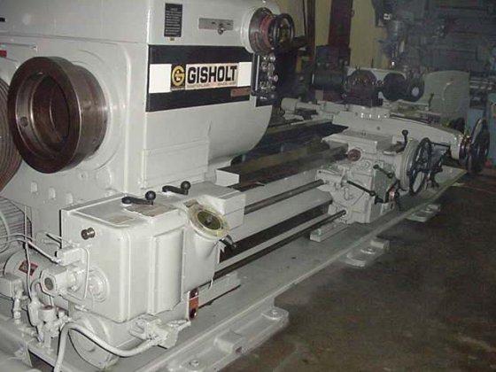 1982 4 L Used Gisholt