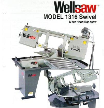"13""X16"" Wells Swivel Type Horizontal"