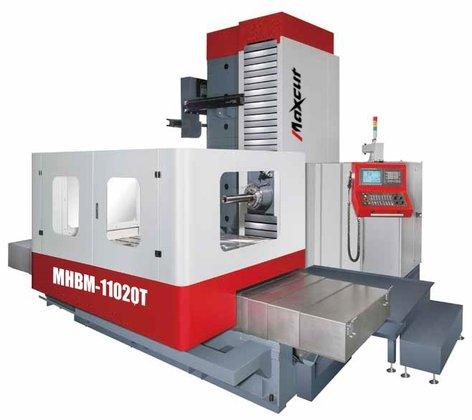 "4.33"" New Maxcut CNC Horizontal"