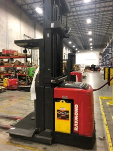 2004 Raymond Forklifts EASIOPC30TT in Independence, KS, USA