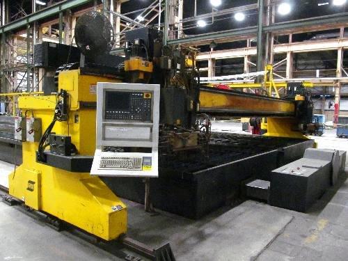 2006 ESAB Avenger 3 CNC