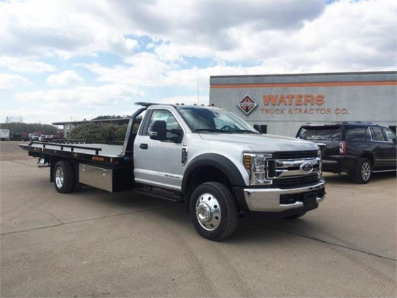 2019 FORD F550 XLT Rollback Tow Truck in Meridian, MS, USA