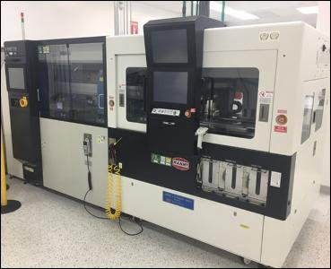 2012 Hanmi Semiconductor Sawing & Placement 3800LD in