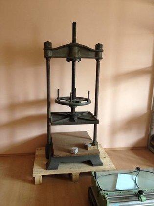 Spindle Press in Nuremberg, Germany