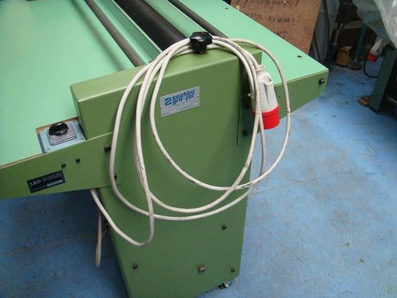 1994 Zechini Pressing machine BOOK
