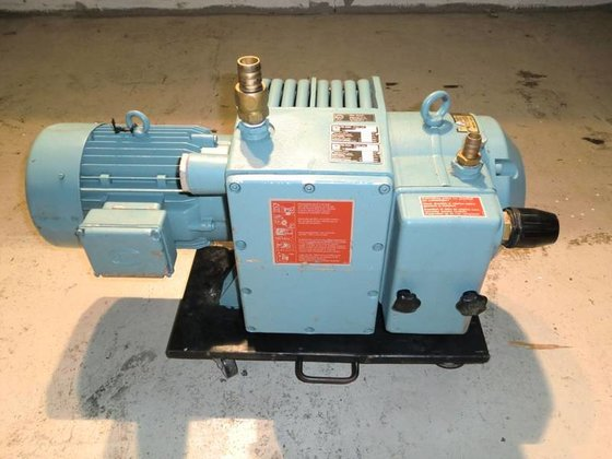 1990 Becker 60 m3/h Compressor