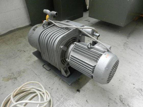 1990 Becker KVI 2.80 Compressor