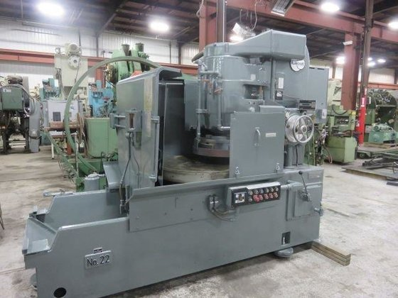 "BLANCHARD 22D, 42""MAGNECTIC-CHUCK, 50-HP, 24""EXTENDED-VR,"