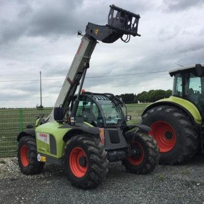 2013 Claas SCORPION 7030 in