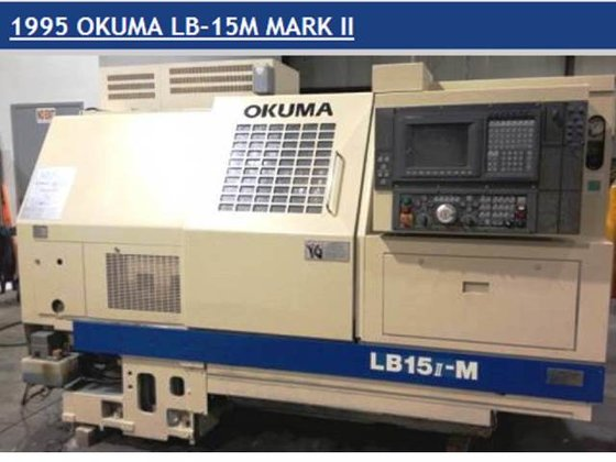 1995 Okuma CNC Turning Center