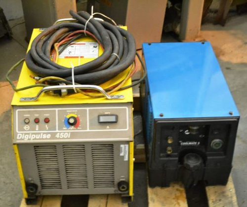 ESAB Welding Power Supply in