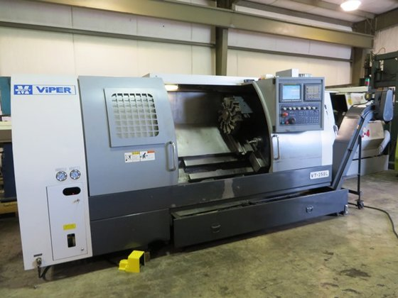 2011 Mighty Viper CNC Turning
