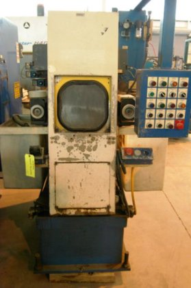 1998 Masco Single Spindle Vertical