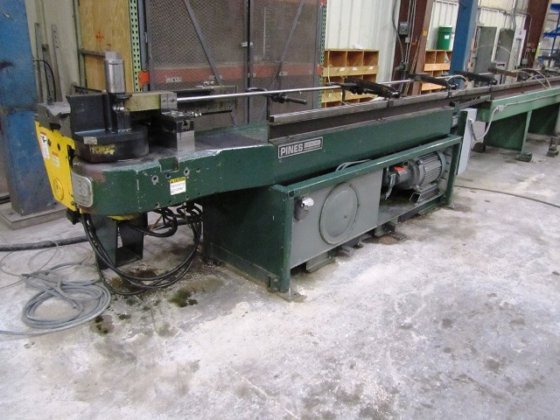 2003 Pines PLC Hydraulic Tube