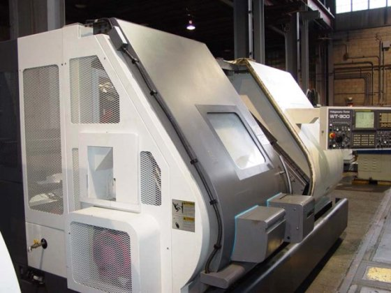 2005 Nakamura Tome WT-300 8-Axis
