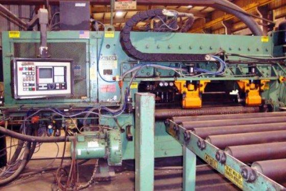 1999 Peddinghaus 1500/3E CNC Plate
