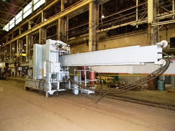 Beaird 50' Internal/External Seam Welder